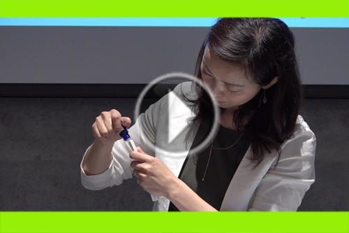 齋藤智子のプロが実践する「アロマ調香とアロマ空間演出」実習体験セミナー#1
