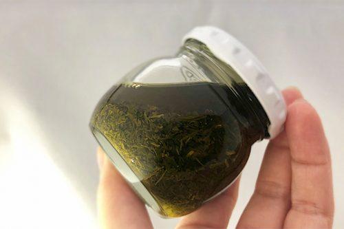 ハーブチンキ緑茶セラピスト