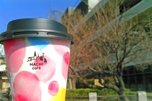 MACHI cafe 春デザイン