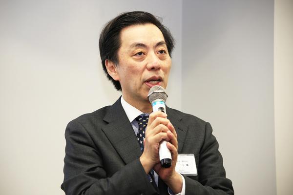 日本産精油シンポジウム農林水産省末松広行氏