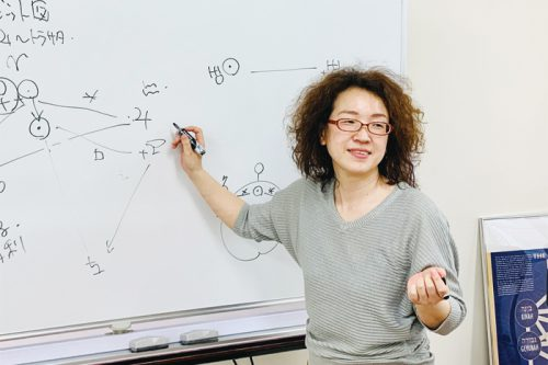 登石麻恭子さんセミナー